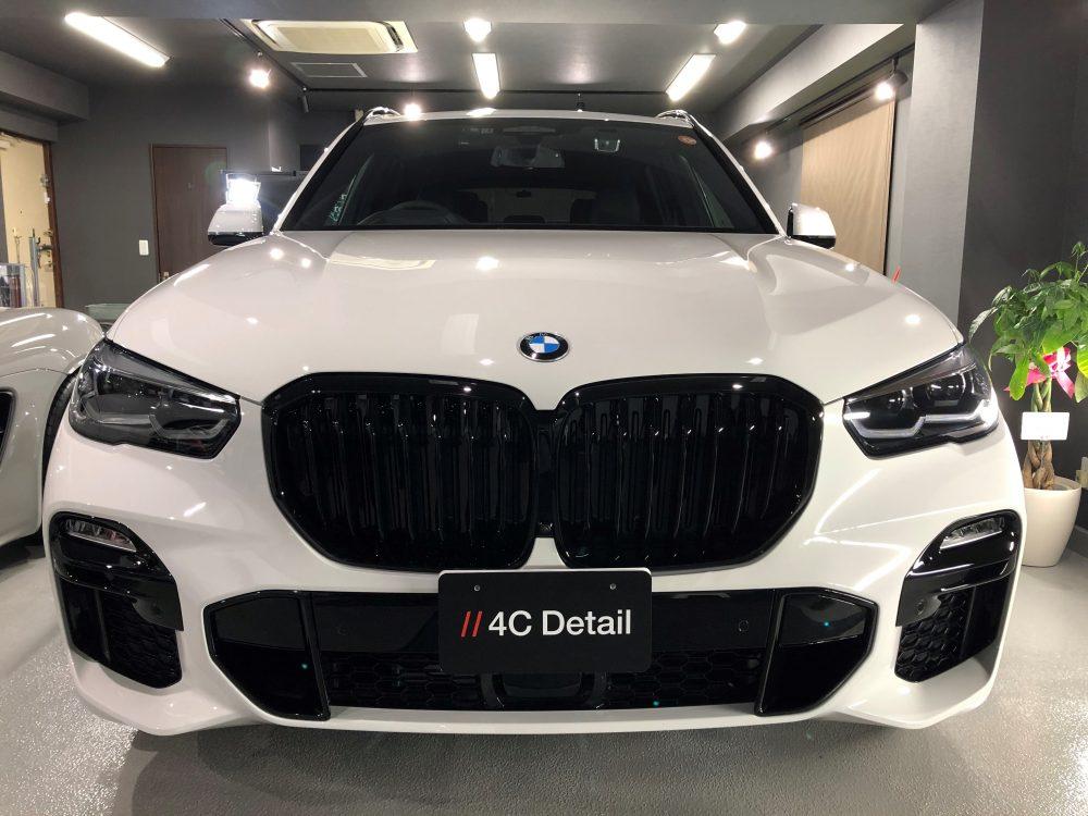 新車BMW X5 欧州車コースのご依頼を頂戴しました。
