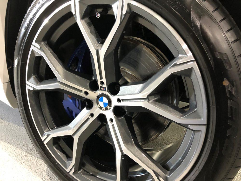 BMW ホイールコーティング