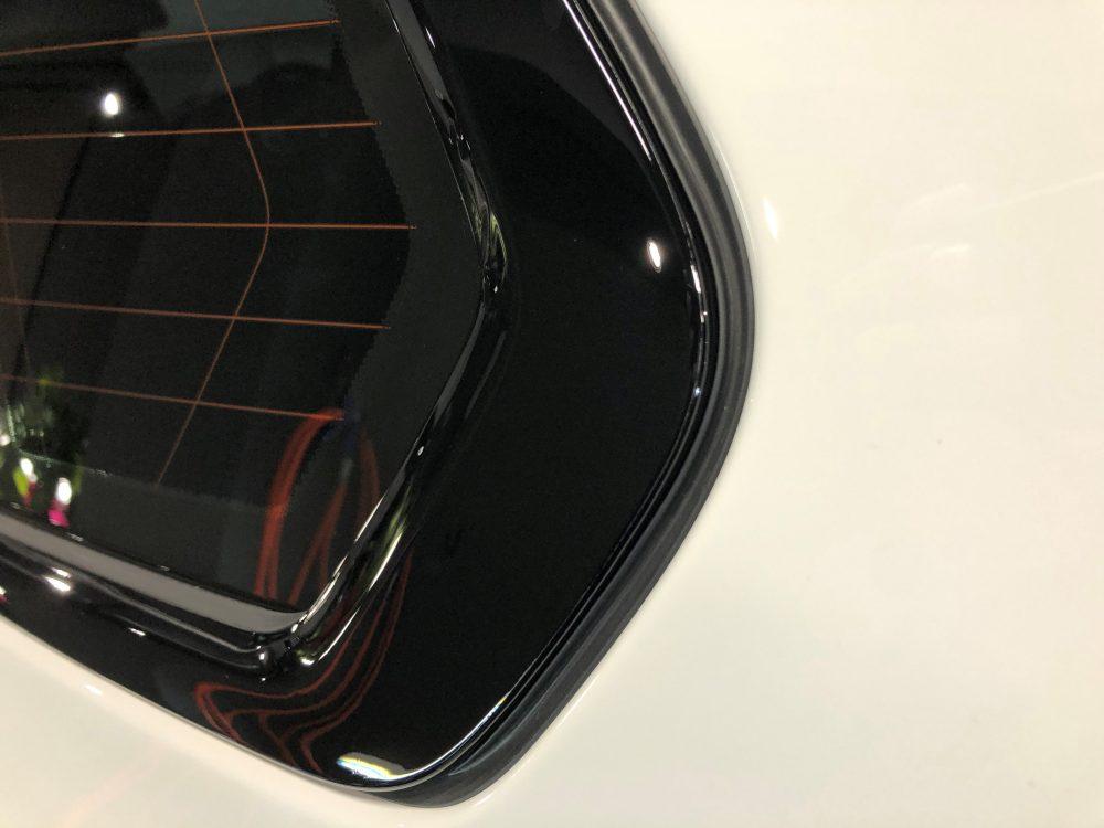 BMW モールプロテクションフィルム