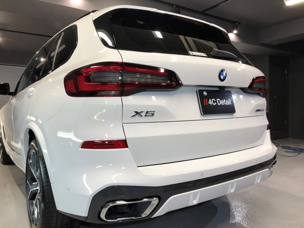 BMW X5 Nano Crystal Pro